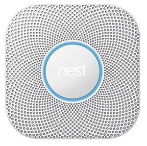 Google Nest Protect brandvarnare - bästa smarta brandvarnare