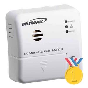 Deltronic gasvarnare bästa gasvarnaren