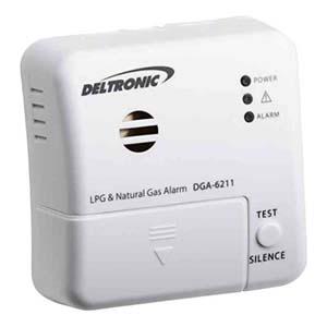 Test gasvarnare: Deltronic DGA-6211 gaslarm - Bästa gasvarnaren