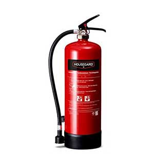 Housegard brandsläckare - Bästa brandsläckaren - brandsläckare bäst i test